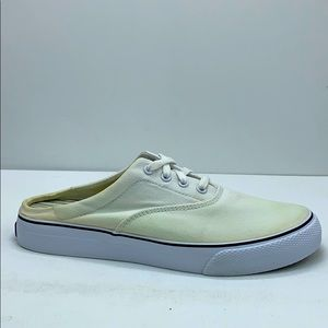 Women's Keds slip ons with laces